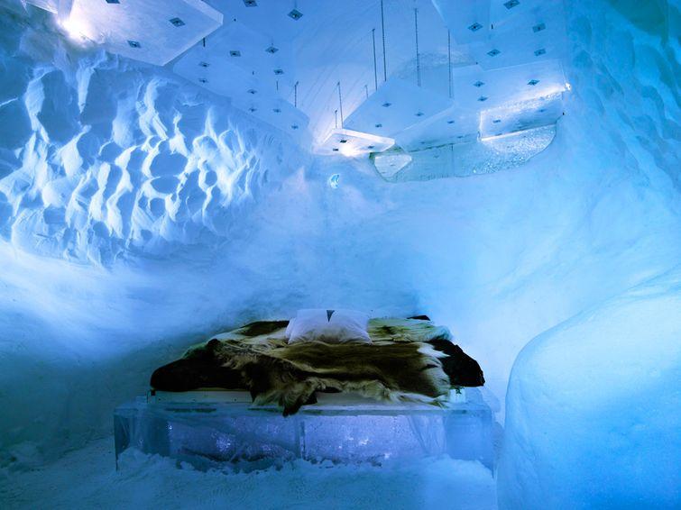 Самый большой ледяной отель в мире1
