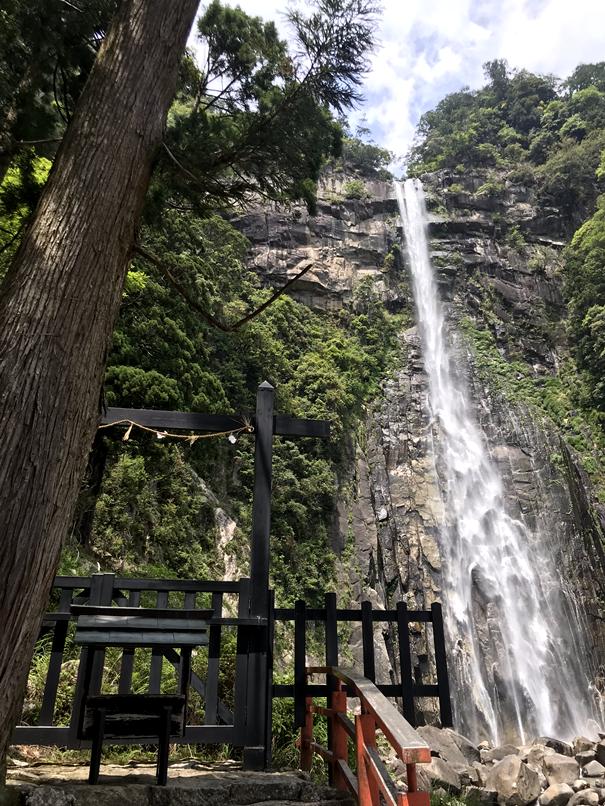 Водопад Нати Тайся