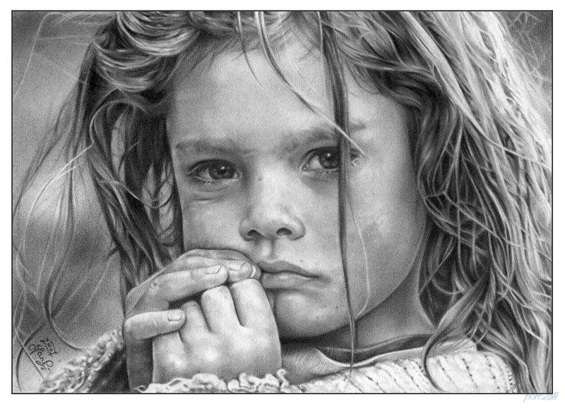 Рисунок карандашом - ФотоФания: бесплатные