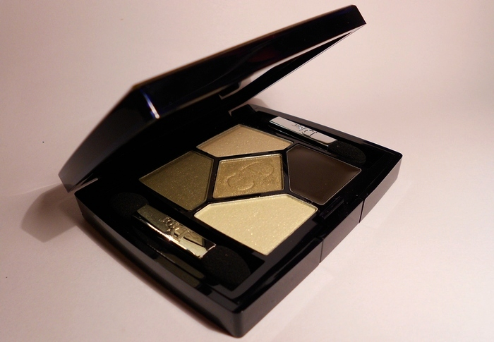 1 New Fall-Winter 2012 Dior Golden Jungle 5 couleurs designer #308 Khaki design eyeshadow palette