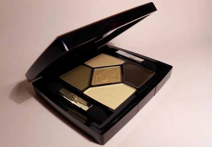1 New Fall-Winter 2012 Dior Golden Jungle 5 couleurs designer #308 Khaki design eyeshadow palette