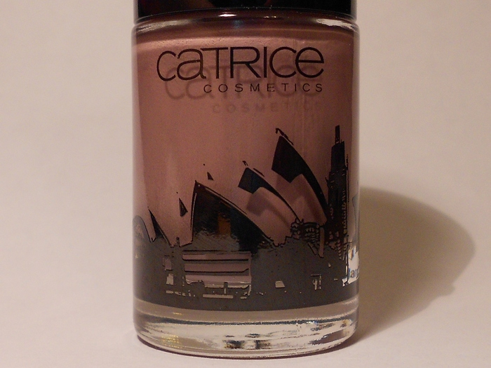 Лак Catrice C03 Sydney (Big City Life Collection)
