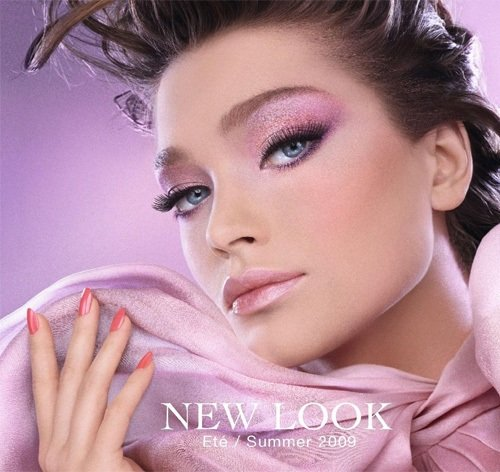 Make up poster - Christian Dior Magazine Advert - Dior Summer 2009 New Look collection by Tyen