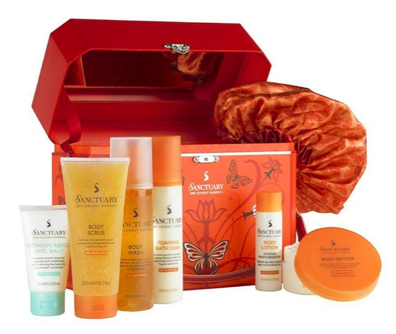 The Sanctuary ultimate gift set