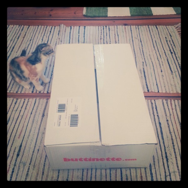 коробка с