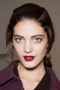 Fall 2012 and Winter 2013 Makeup  Beauty Trends