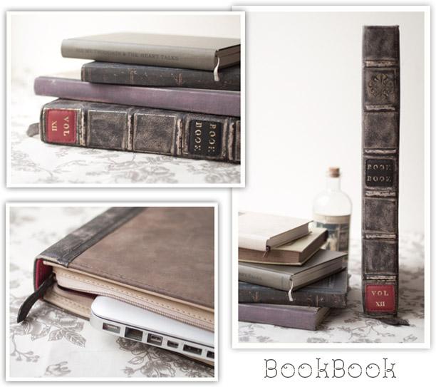 BookBook - чехол для Macbook Pro