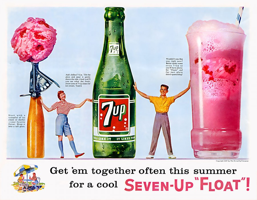 7up Float