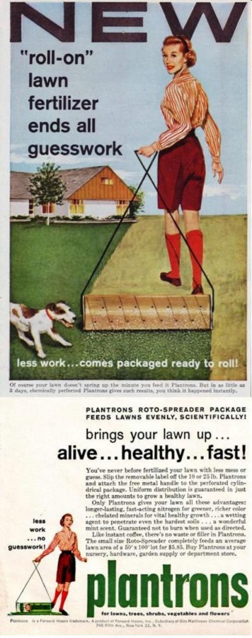 Plantrons 1957