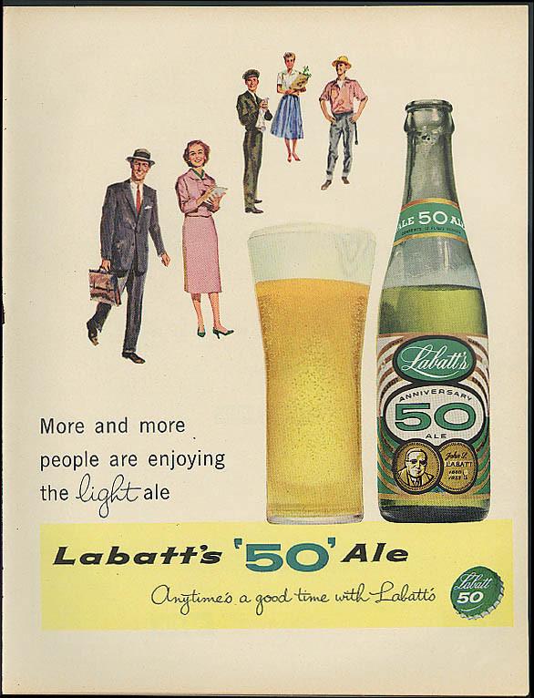 Labatt's 50