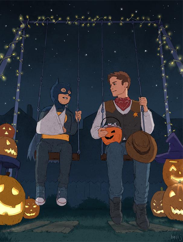Halloween nightbeccj