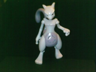 Battle Frontier Mewtwo action figure