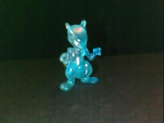 Bandai Mewtwo figure