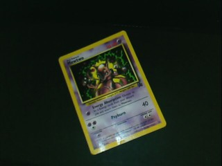 Mewtwo 'Psyburn' card