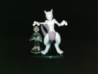 10th Anniversary Mewtwo figure set