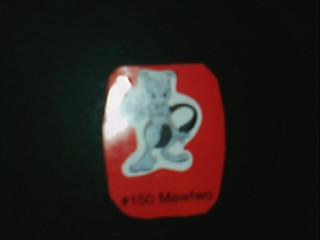 Mewtwo sticker 2.
