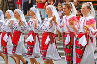 Romanian Children S Folk Clothes