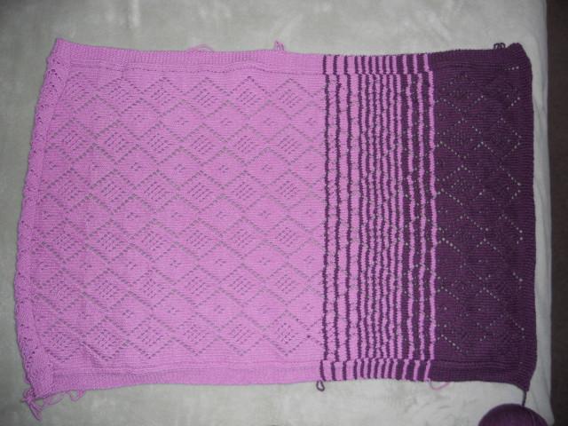 1/2 shawl