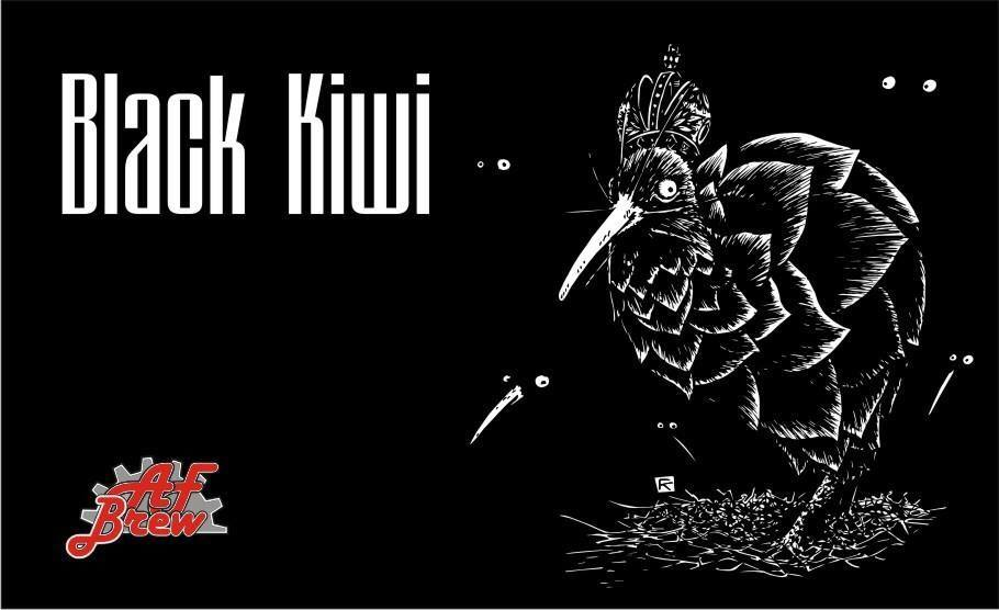 Black Kiwi