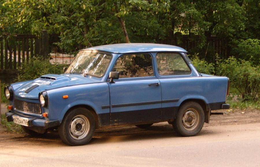 Дубна Trabant 2006