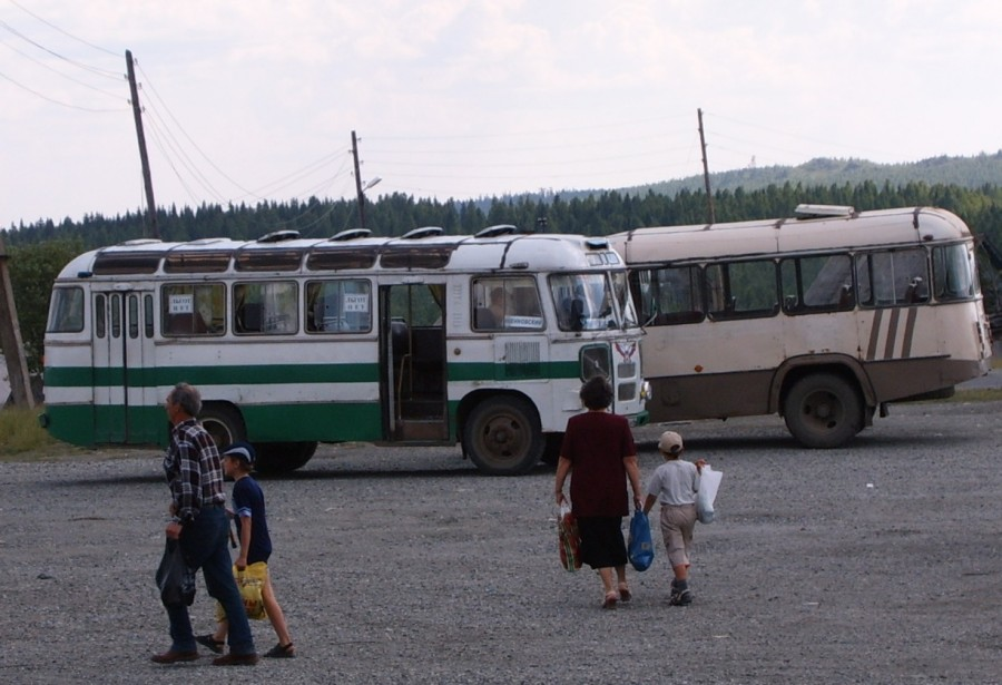 ПАЗ 652 Качканар 2006