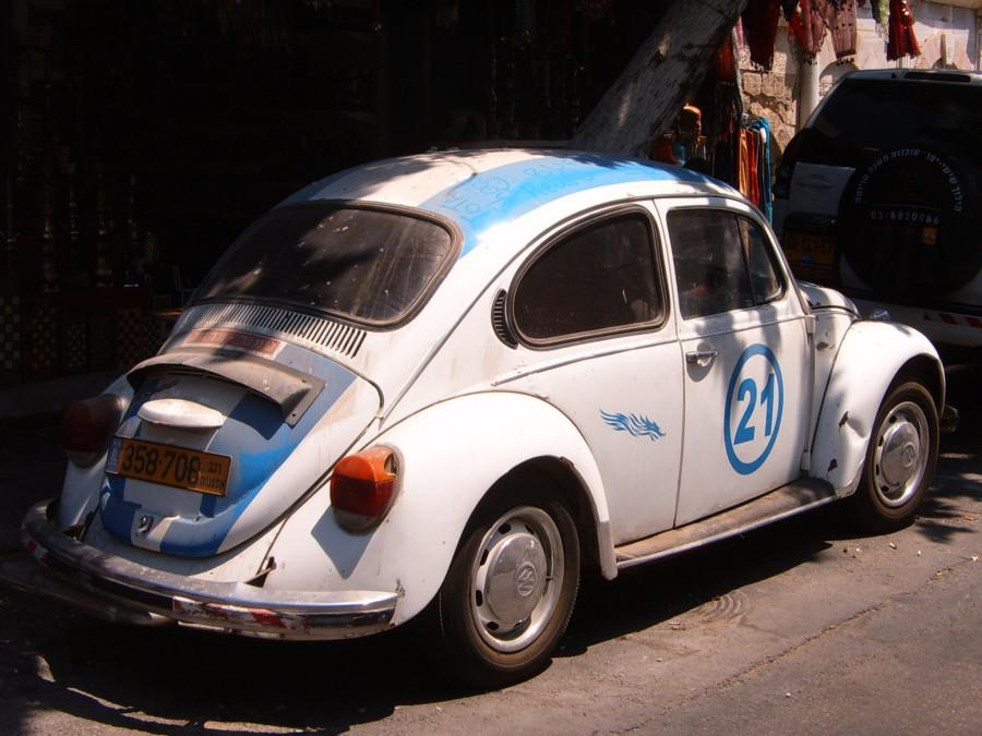 VW Jerusalem 2009