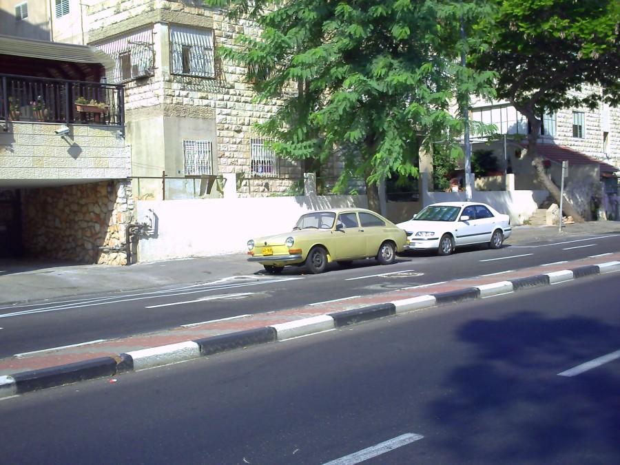 VW 1600 Fastback Haifa 2009