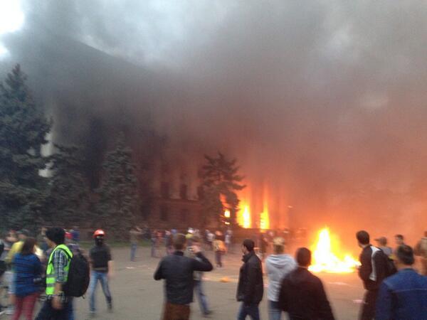 Одесса 2014 2 мая