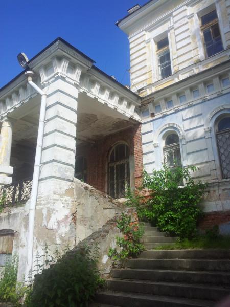 Дом булочника Филиппова