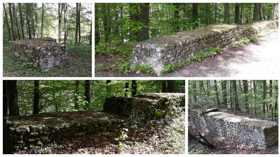 Руины замка Виттельсбах