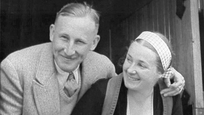 Лина Гейдрих, Рейнхард Гейдрих