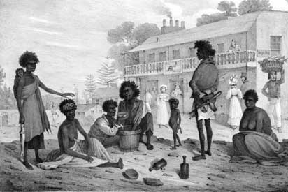 Colonisation of australia essay