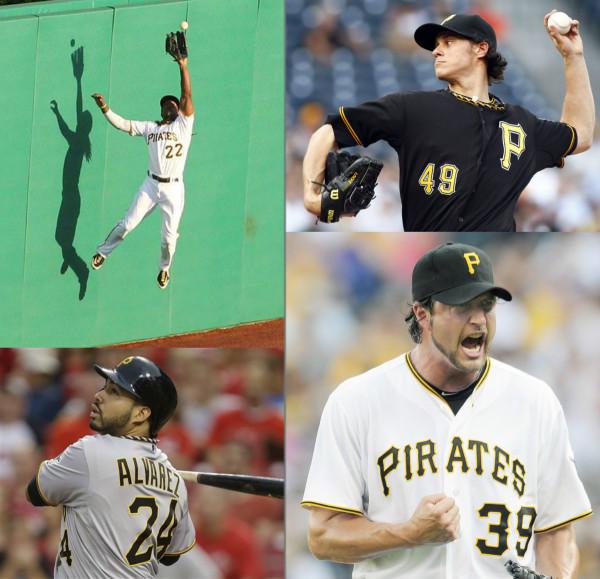 {pirates} 2013 all stars