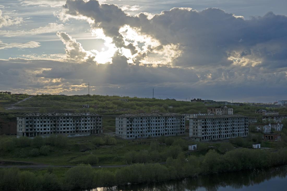 что вред фото воркутинских поселков рулем этой машины
