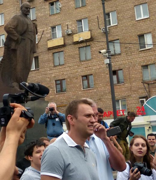 Ленин и Навальный