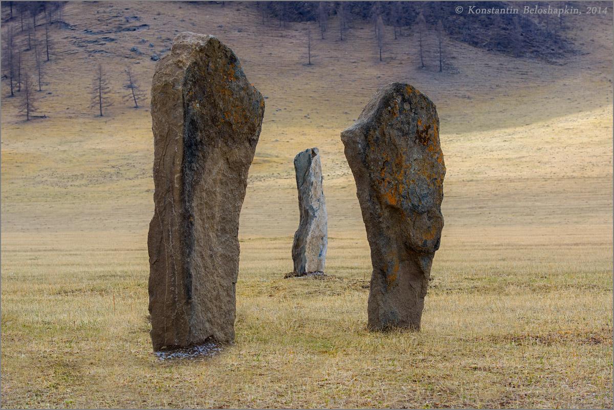 Оленные камни 1200