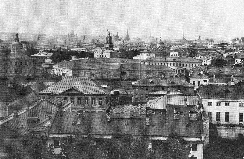 800px-Хохловская_площадь.XIX_в