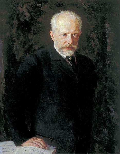 Pyotr+Ilyich+Tchaikovsky+Tchaikovsky+by+Nikolay+Kuznets