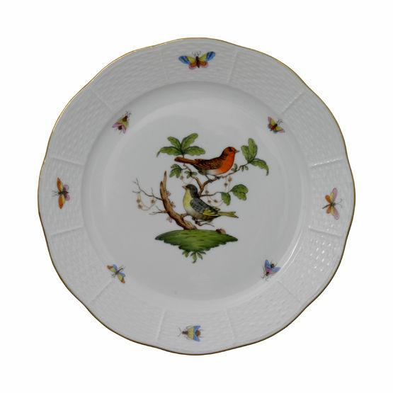 Herend-Rothschild-Bird-dessert-plate-motif-3,36755_1