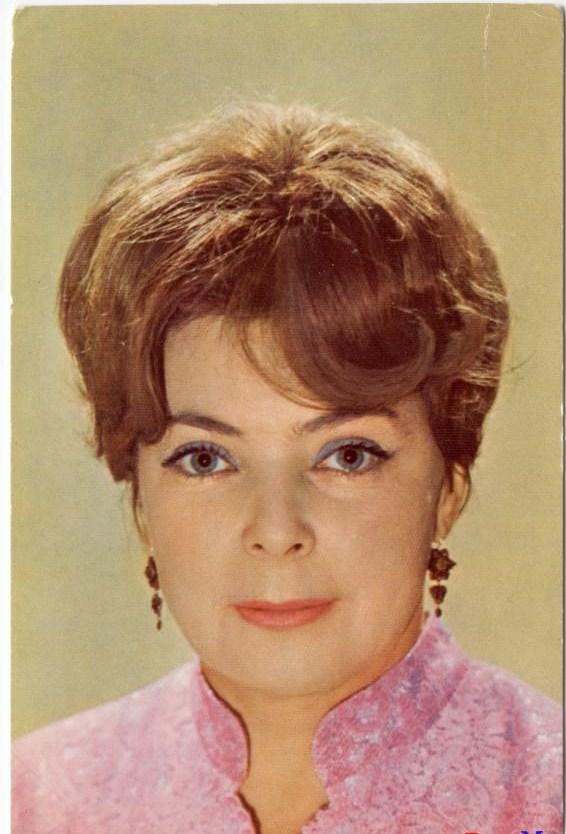 Артистка Ольга Аросева скончалась в воскресенье на 88 году жизни