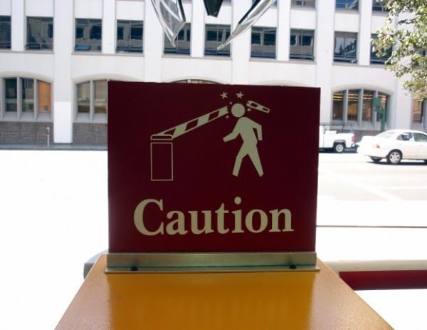 Cautionheadofsteel