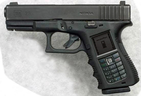 gun-cell-phone