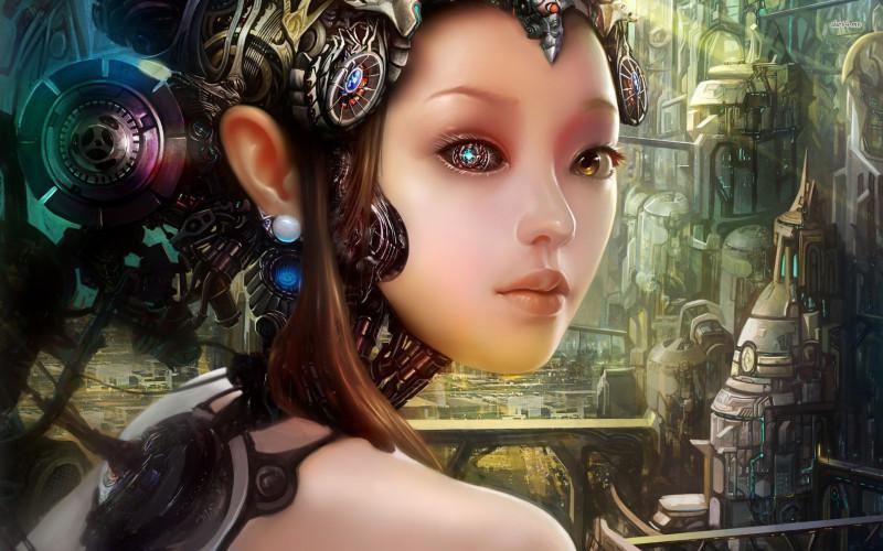 фемюот 07 17034-cyborg-woman-1920x1200-fantasy-wallpaper