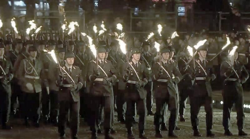 11 troops