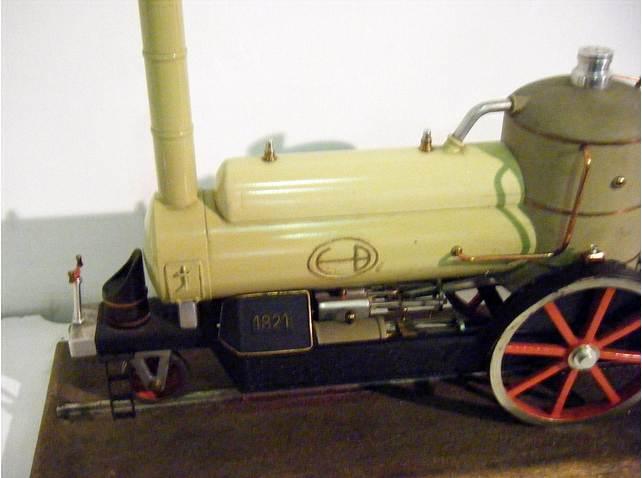 model warsaw railway museum