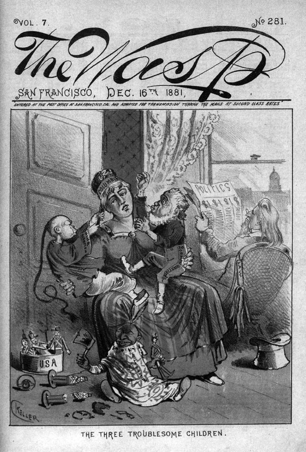 WASP-Three-Troublesome-Children-Dec-16-1881