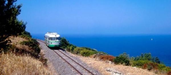 Trenino Verde Sardinien