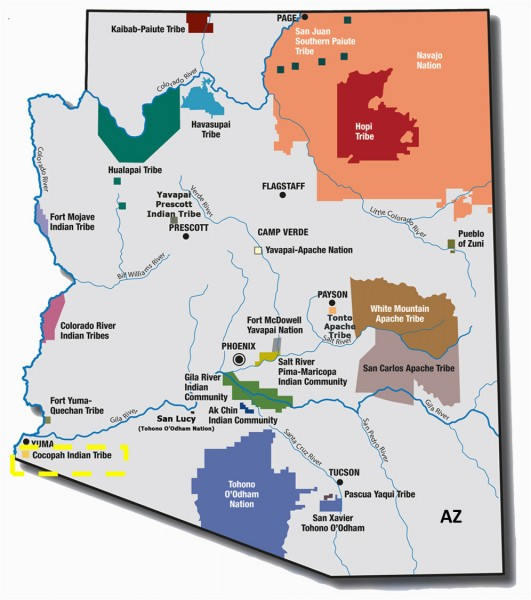 map-of-arizona-indian-reservations-indian-reservations-in-arizona-map-fresh-us-native-american-tribes-of-map-of-arizona-indian-reservations