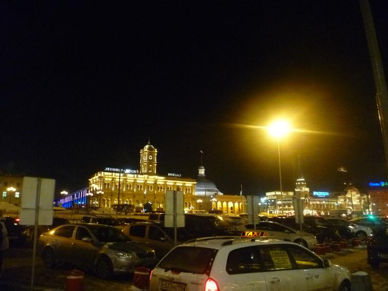 19 - Площадь трёх вокзалов