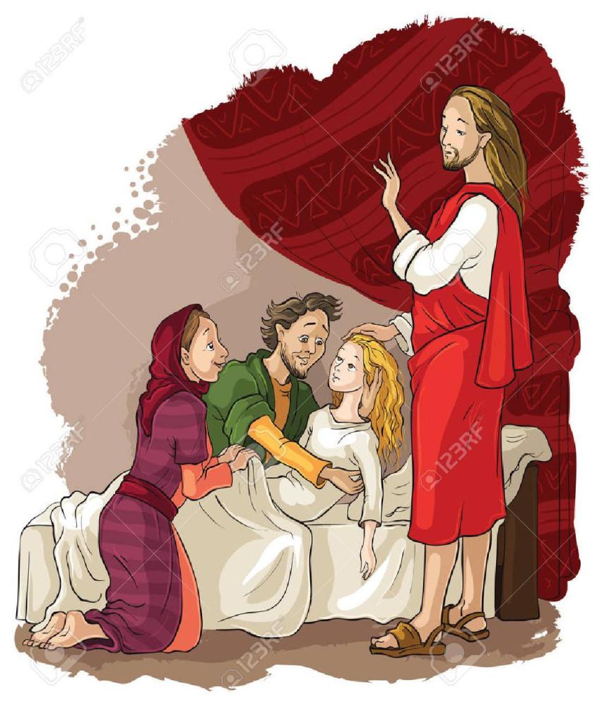 45096177-miracles-of-jesus-raising-of-jairus-daughter
